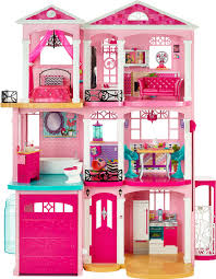 barbie dreamhouse three floor girls night and third