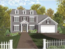 contemporary colonial house plans contemporary colonial hwbdo14592 colonial from builderhouseplans com
