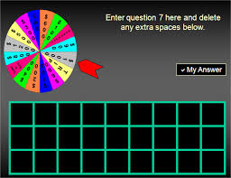 Wheel Of Fortune Ppt Template Free Wheel Of Fortune Powerpoint Sle Ppt Templates