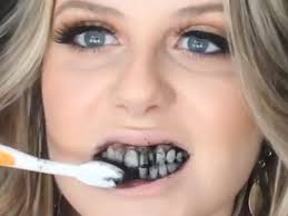 charcoal toothpaste for whiter teeth business insider