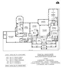 single floor 4 bedroom house plans ranch home plan front bedroom house back plans 10314 4 with
