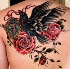 crow tattoos best 34 ideas in old style 2018