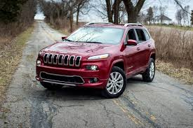 beige jeep cherokee 2017 jeep cherokee our review cars com