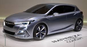 subaru impreza 2017 interior moment of truth 2017 subaru impreza production vs concept