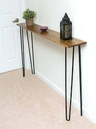 skinny console table ikea narrow console table narrow console table wood small console table