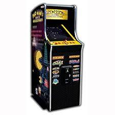 amazon com namco pacman arcade party cabaret arcade game machine
