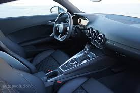 bentley inside 2015 2016 audi tt s review autoevolution