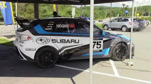 subaru sports car vermont sports car subaru sti rally car walk around tour youtube