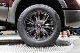 nissan frontier aftermarket wheels 2016 nissan titan xd debuts at detroit auto show