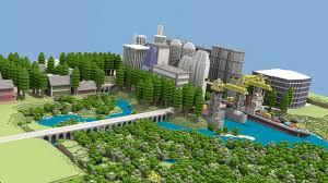 Minecraft City Maps Newapple City Minecraft Project