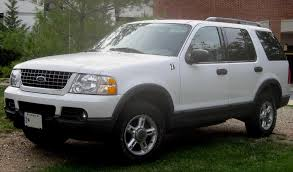 2002 ford explorer information and photos zombiedrive