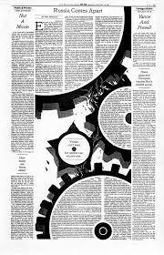 magazine layout graphic design awarded designer mirko ilic graphic art news