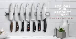 Types Of Japanese Kitchen Knives Wüsthof Usa
