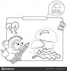 educational games for kids numbers game mushrooms coloring page
