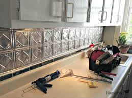 Metal Backsplash Tiles For Kitchens Metal Backsplash Tiles Lowes Tin Tiles Kitchen Tiles Faux Tin
