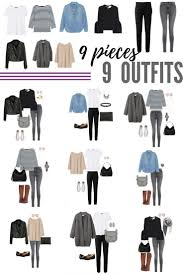 Challenge O Que ã How To Dress Better With The Minimalist Wardrobe Challenge