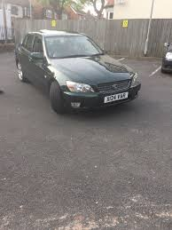 lexus is200 year 2000 lexus is200 sports full history not mondeo vectra astra focus
