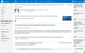 Transfer Business Email To Gmail by Move Your Mail To Outlook Com Cnet