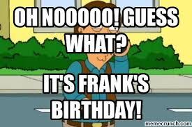 Family Guy Birthday Meme - no family guy meme