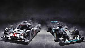 porsche 919 wallpaper showdown porsche u0027s wec racer vs merc u0027s w06 f1 car top gear