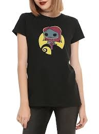 funko the nightmare before pop sally t shirt