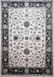 Home Dynamix Vinyl Floor Tiles by Home Dynamix Area Rugs Oxford Rugs 6530 57 Cream Gray Oxford