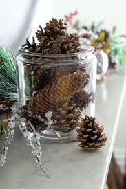 how to make diy scented pinecones pinecone apartment therapy