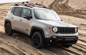 mojave jeep renegade new jeep renegade desert hawk limited edition announced