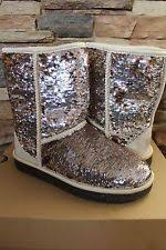 uggs on sale womens ebay ugg australia chagne s sparkles boot size