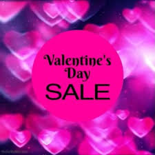 s day sale customizable design templates for valentines sale postermywall