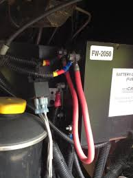 rv net open roads forum class a motorhomes chassis battery