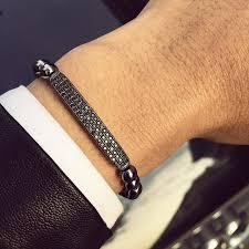 beaded bracelet girl images Mcllroy beads bracelets men new style men girl fashion brand jpg