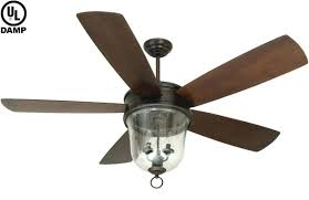 craftmade low profile ceiling fan craftmade fredericksburg 60 outdoor ceiling fan with light fb60obg