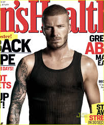 men s david beckham is a men s health cover boy photo 1317571 david