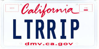 Dmv Vanity Plate Canada Pulls Vehicle License Plate Deemed Offensive Sfgate