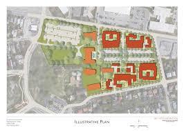 Building Site Plan Mission Concepción Apartments Win Big Vote