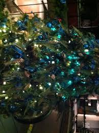 beachy christmas tree decorations beach inspired idolza