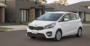 mpv car 2017 2017 kia rondo pricing and specs refreshed mpv gets sharpened