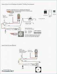 electric fan relay wiring diagram awesome fan relay wiring diagram
