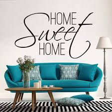 home sweet home decoration home sweet home quotes wall decal bedroom living room font art wall