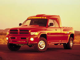 ferrari truck concept dodge big red truck concept 1998 u2013 old concept cars
