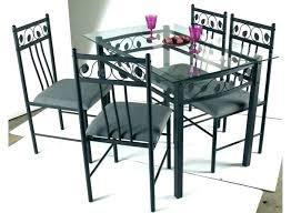 table de cuisine en verre trempé table cuisine verre trempac bureau verre trempac meuble tv verre