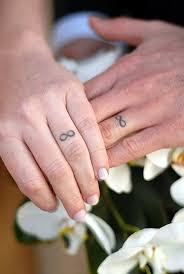 ring marriage finger 43 awesome wedding ring tattoos weddingomania