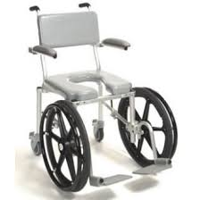 Shower Chairs With Wheels Bathroom Transport Wheelchairs Shower U0026 Commode Transport