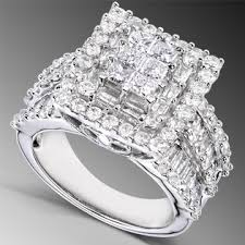 cluster rings cluster rings opinions pic weddingbee