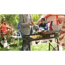 camp chef yk60lw yukon two burner range camp stove walmart com