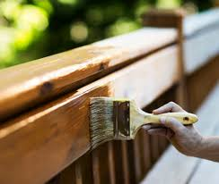 Homemade Wood Stain Learn To Make Natural Stain At Home by How To Clean And Refinish A Wood Deck