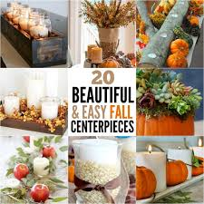fall centerpieces diy fall centerpiece ideas easy fall decorations and fall