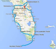 Bonita Springs Florida Map by Daytona 500 Bikeweek U0026 Florida Roundtrip Joyrides