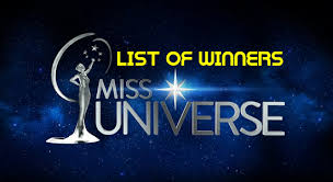 list of winners miss universe 2017 top list philippines